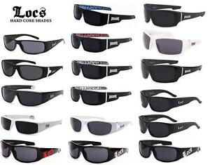 ae6898a4f742 Image is loading LOCS-Sunglasses-OG-Original-Gangster-Hardcore-Shades-Cholo-