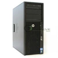 HP Z210 Desktop / Workstation Intel i3-2120 3.3GHz / 8GB RAM / 1TB HDD / Win 7