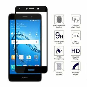 Details about For Huawei Ascend XT2/Elate 4G LTE 3D Full Real Tempered  Glass Screen Protector