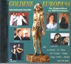Goldene-Europa-039-94-Rednex-La-Bouche-2-Unlimited-Erasure-Cliff-Richard-CD