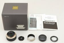 【UNUSED in BOX】 Voigtlander HELIAR 40mm f/2.8 Lens for VM E mount from Japan #72