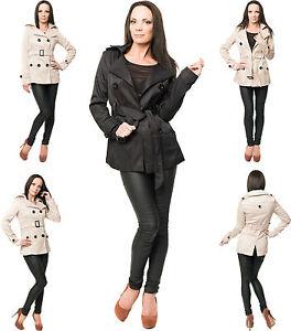 Trench Coat Designs | Ladies Designer Trench Coat Mantle Light Jacket Women S Summer Short