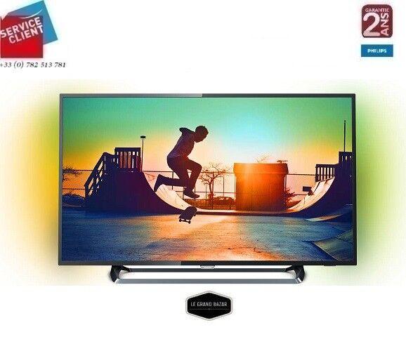 Philips 43PUS6262 - TV LED - 4K Ultra HD - 43