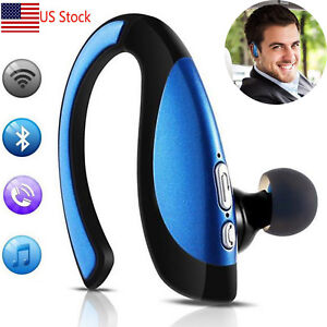 4494f859434 Image is loading Wireless-Bluetooth-Headset-Universal-Headphone-For-Apple- iPhone-