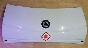 Swift Ace caravan gas locker lid door