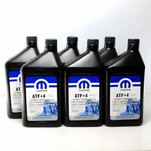 Mopar ATF 4 5L Huile de Transmission - Noir (68218057AB)