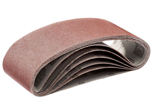 EN STOCK LOT 20 bandes abrasives pour toutes Ponceuses 10 x 330 mm