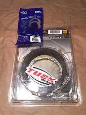 Honda CRF450R 2004–2005 CRF450X 2005-2017 Tusk Clutch Kit w/ Heavy Duty Springs