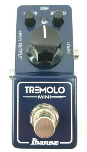 Ibanez TRMINI Tremolo Mini Guitar Effects Pedal