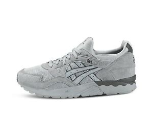 detailed look b7d37 4c191 Details about Asics Gel Lyte V 5 Trainers Grey Suede Lights Out Pack  Sneakers H603L-1313 Patta