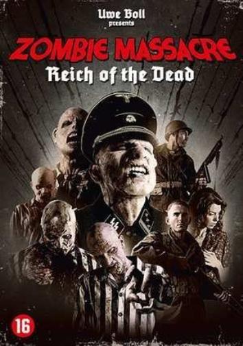 Zombie Massacre 2 - Reich Of The Dead [Region 2] (US IMPORT) DVD NEW