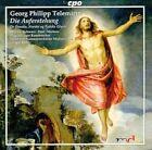 Telemann: Die Auferstehung, Danish Cantata (CD, Jun-1999, CPO)