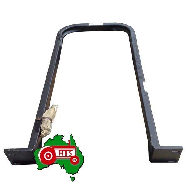 Tractor ROPS Rollbar Safety Bar Fordson Ford Economy Dexta 2000 2100 3000