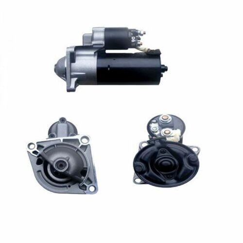 Si adatta a tutti i modelli di LDV MAXUS 2.5 D Diesel CRD CDI 2005-2009 NUOVO Motore Di Avviamento