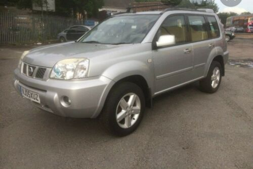 NISSAN X-TRAIL MK1 2.2 dCi DIESEL FUEL INJECTOR DENSO AW402AW4