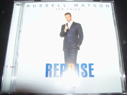 1 of 1 - Russell Watson The Voice – Reprise – Classical Vocal CD – Like New