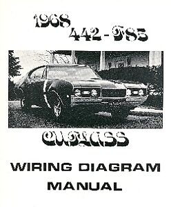 image is loading 1968-68-oldsmobile-4-4-2-f85-wiring-