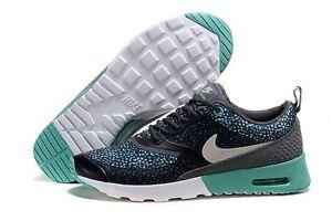 16ae8a98f33337 100 mujer aut running Air Thea Zapatillas Nike Max de para 6z0qz1w8U