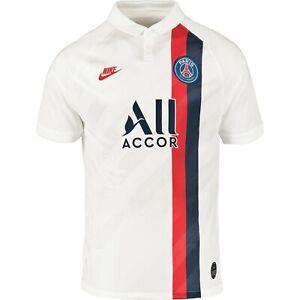 PSG-19-20-Third-White-Jersey