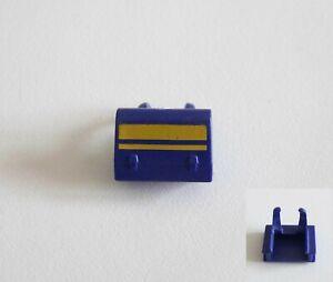 acheter en ligne 15d4b 18e3d Détails sur PLAYMOBIL (R479) ECOLE - Cartable Bleu & Jaune