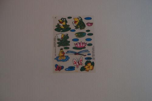 Rubbelbilder Sesamstrasse Teil 5 von 1978