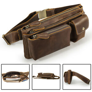 Running Sport Bum Bag Fanny Pack Travel Waist Money Belt Zip Hiking Pouch Wallet