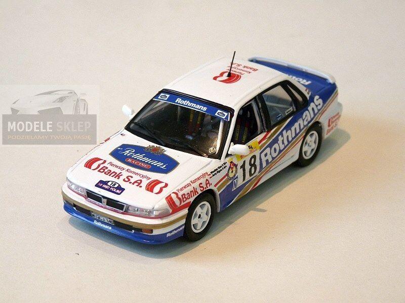diseñador en linea Mitsubishi Galant rally of Poland 1993 rojohmans código 3 3 3 Model  venta con alto descuento