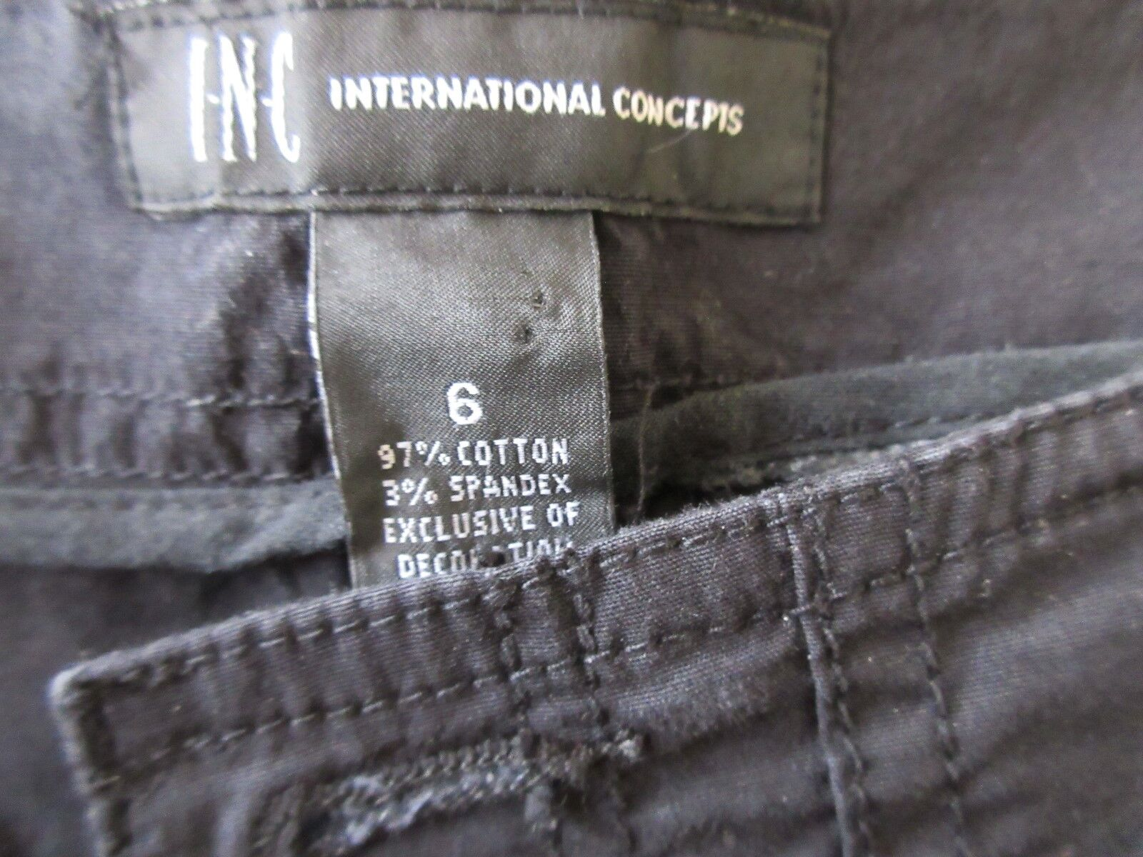 I-N-C , International Concepts , Vintage , Ladies Pants