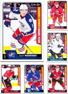 2016-17-O-Pee-Chee-MARQUEE-ROOKIES-PICK-YOUR-CARD-From-The-SET