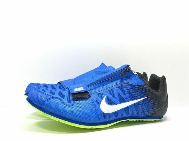 110  nike zoom zoom zoom lj 4 strike 415339 noirs chaussures taille 12,5 11,5 12 neon noir | Avoir à La Fois La Qualité De La Ténacité Et De Dureté  541eaf
