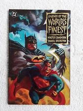 Details about  /Legends of the World/'s Finest #1 * DC Comics * 1994