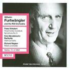 Schubert: Rosamunde Overture: Symphony No. 8; Mendelssohn: Violin Concerto; Wagner: Tristan und Isolde (CD, Oct-2009, 2 Discs, Myto Records)