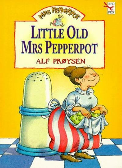 Little Old Mrs.Pepperpot (Red Fox children's fiction) By Alf Proysen, Bjorn Ber