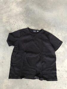 Sonoma Womens shirt Black T-shirt A3 SZ Medium