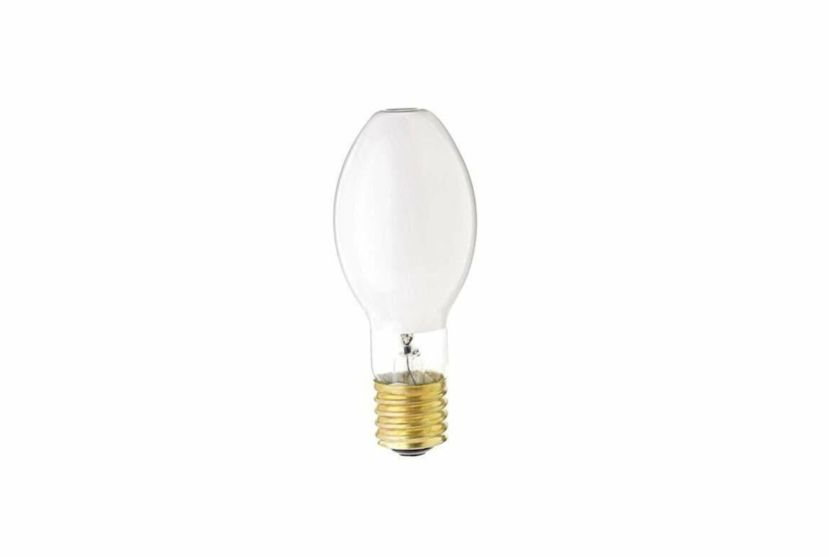 S1935 100 Watt Mercury Vapor Coated Mogul Base 50 CRI 3900K Light Bulb Pack of 6