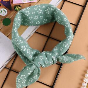 Infant Baby Feeding Saliva Towel Dribble Triangle Bandana Bibs Wood Teether Ring