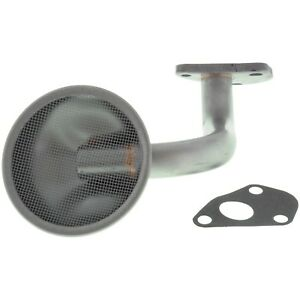 Engine Oil Pump Pickup Tube-Stock and Screen Melling 305S