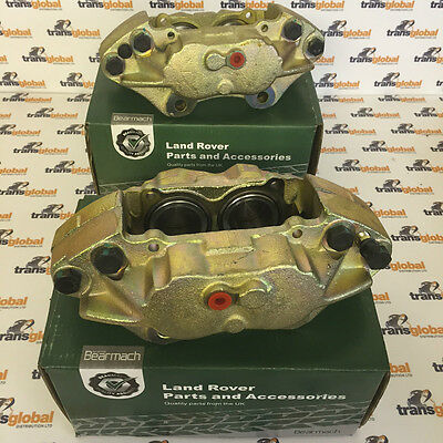Bearmach RTC5572 Land Rover Defender 90 110 Front RHS O//S Brake Caliper />94