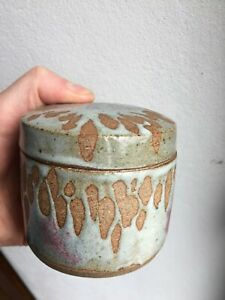 Vintage Studio Ceramic by Audrey and Brian Haworth sheffield England - Pot Art