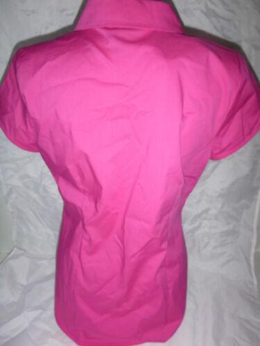 WORTHINGTON womens pink sleeveless blouse SIZE MEDIUM new nwt