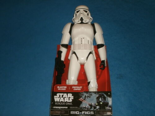 STORMTROOPER Unopened Packaging 2016 Jakks STAR WARS /'ROGUE ONE/' 46cm Big-Figs