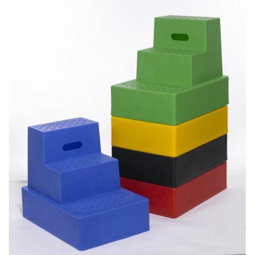 Classic Showjumps Mounting Blocks