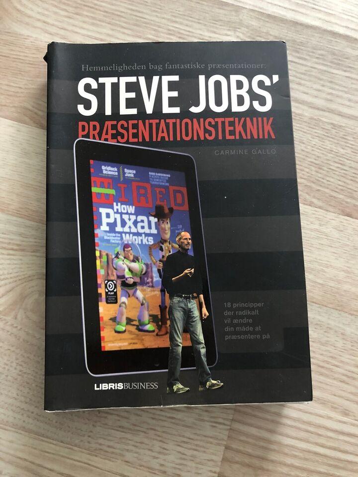 Præsentationsteknik, Steve Jobs, anden bog