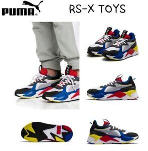Detalles acerca de Puma RS-X Toys Varios Colores Moda Tenis, Zapatos  369449-02 para hombre- mostrar título original