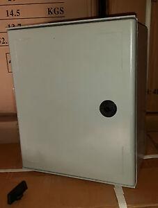 Electric enclosure grp polycarbonate 300x250x140 junction - Boite de jonction electrique ...
