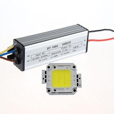 Sale 20W White High Power LED Lamp Panel & 20W High Power LED Driver AC95-240V