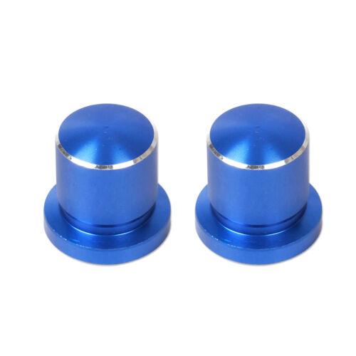 2ST Schock Stoßdämpfer Schraube Kappen Ventilkappen für Mazda 2 3 5 6 CX-5 CX-7