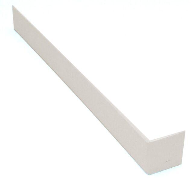 White Square Internal Corner for Capping Fascia Board Cappit Cover 300mm #2L428
