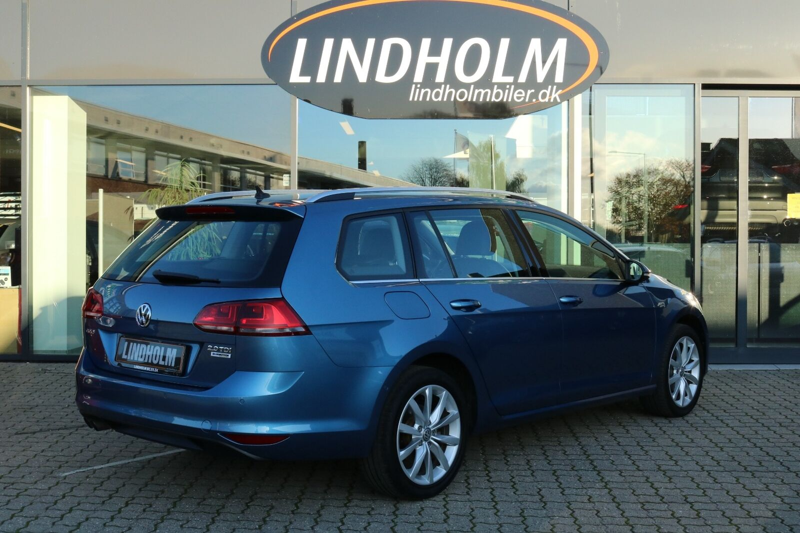 VW Golf VII TDi 150 Highl. Variant DSG BMT