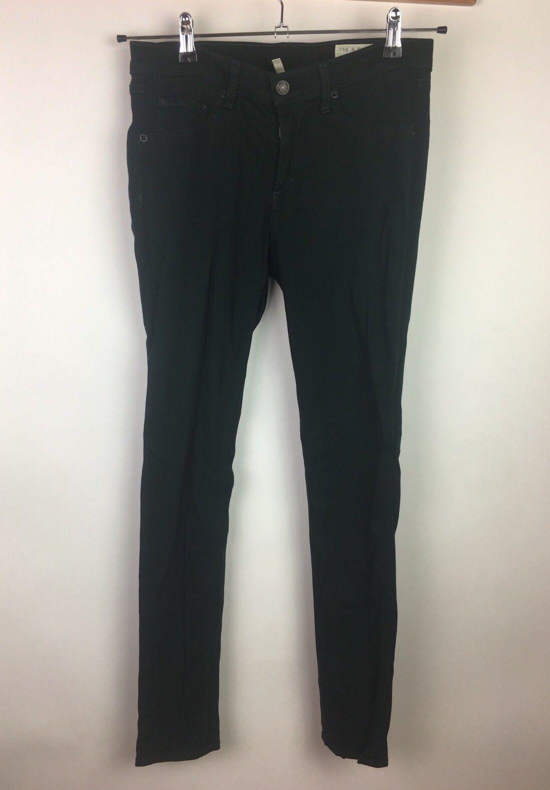 Rag & Bone Legging Pants Size 29 Green Skinny Stretch